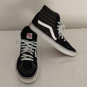 Vans shoes black Men's size 13